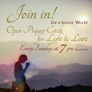 Open Prayer Circle for Light and Love