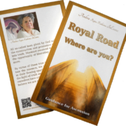 Royal Road - Where are you? Cover Front- and Backside